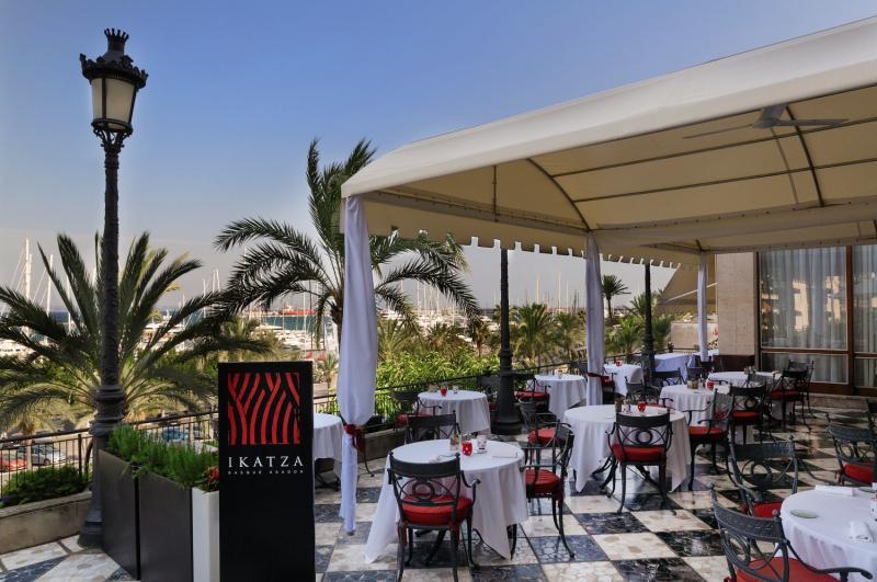 Gran Melia Victoria Restaurant