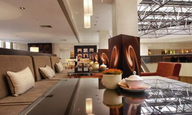 Intercontinental Athenaeum Lounge/Empfang