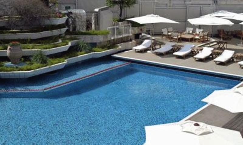 Intercontinental Athenaeum Pool