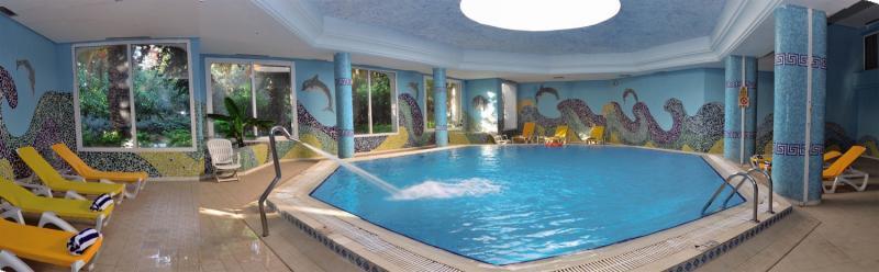 Hammamet Garden Resort & Spa Hallenbad
