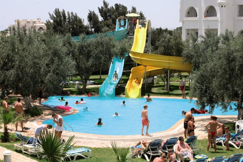 Hammamet Garden Resort & Spa Pool