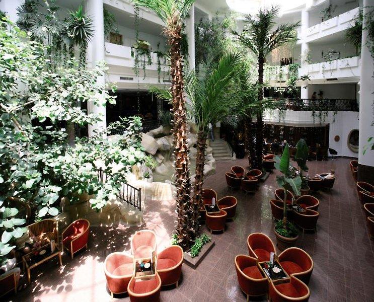 Hammamet Garden Resort & Spa Terrasse