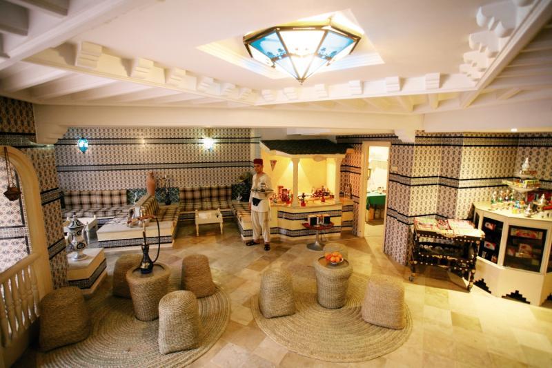 Hammamet Garden Resort & Spa Lounge/Empfang