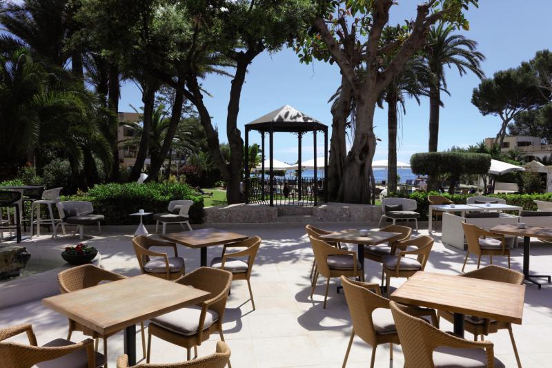 Son Caliu Hotel Spa Oasis Terrasse