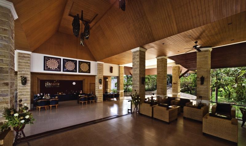 Pinnacle Grand Jomtien Resort & SpaLounge/Empfang