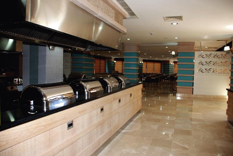 Side Lilyum Hotel & Spa Restaurant