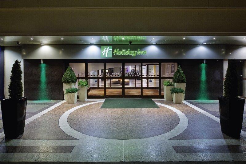 Holiday Inn Bloomsbury Außenaufnahme