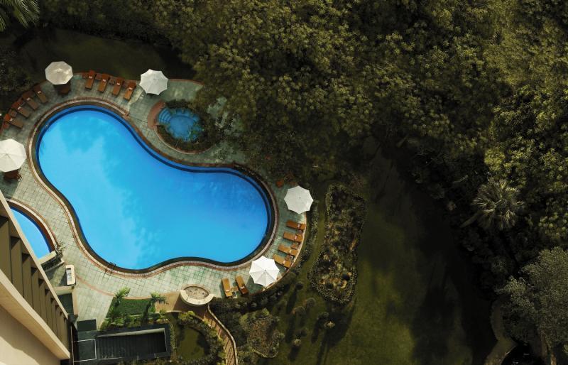 Shangri La Eros Hotel Neu Delhi Tiere
