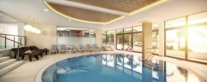 Importanne Resort Royal Princess Hallenbad