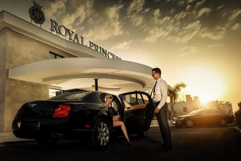 Importanne Resort Royal Princess Personen