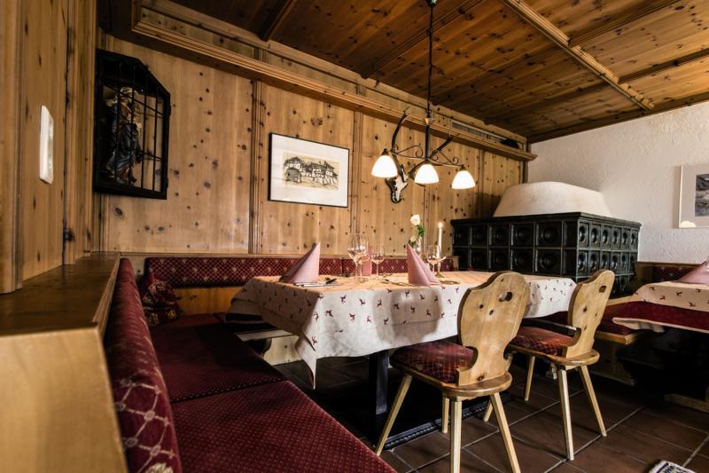 Landhotel Jäger Lounge/Empfang