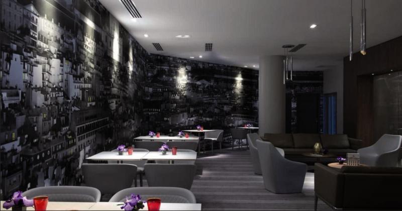 Melia Paris La Defense Lounge/Empfang