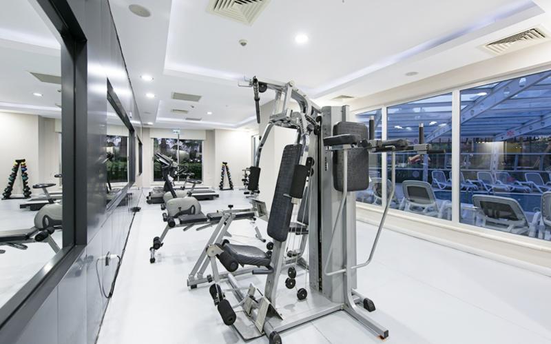 Side Lilyum Hotel & Spa Sport und Freizeit