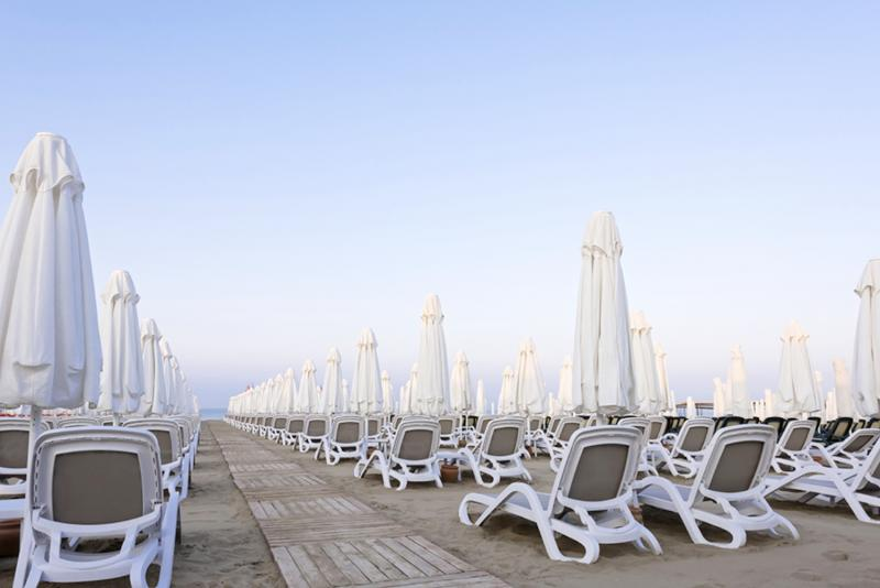 Side Lilyum Hotel & Spa Terrasse