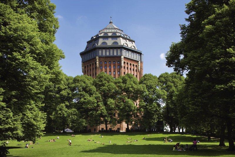 Mövenpick Hamburg Außenaufnahme