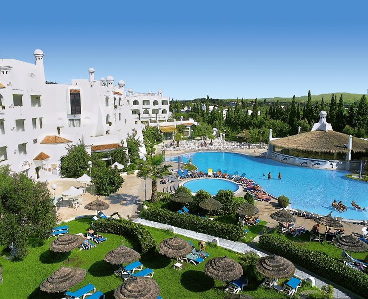 Hammamet Garden Resort & Spa Außenaufnahme
