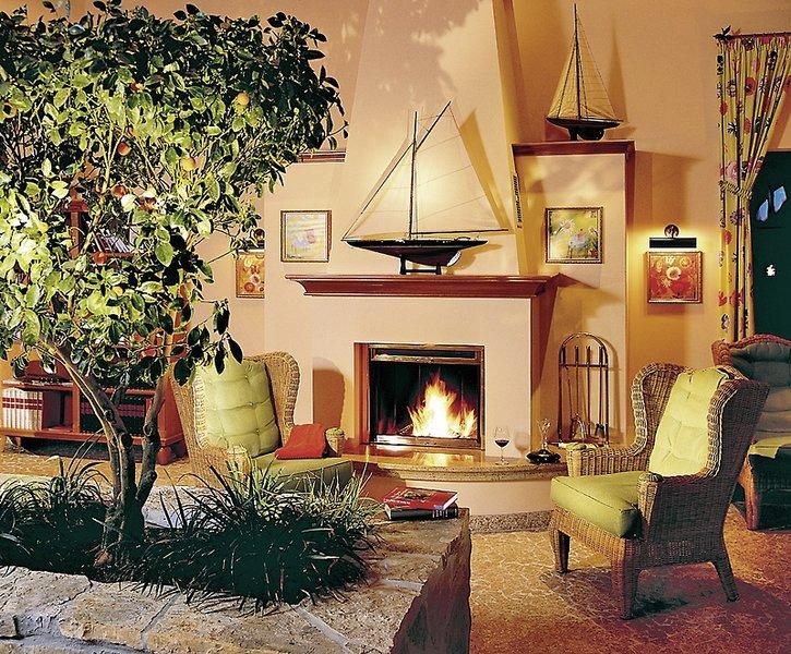 Travel Charme Nordperd & Villen Lounge/Empfang
