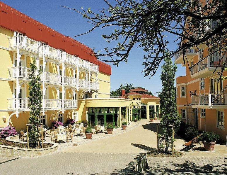 Travel Charme Nordperd & Villen Außenaufnahme