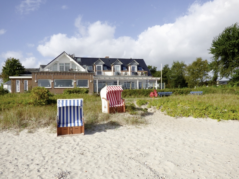 Lodge am Meer Strand