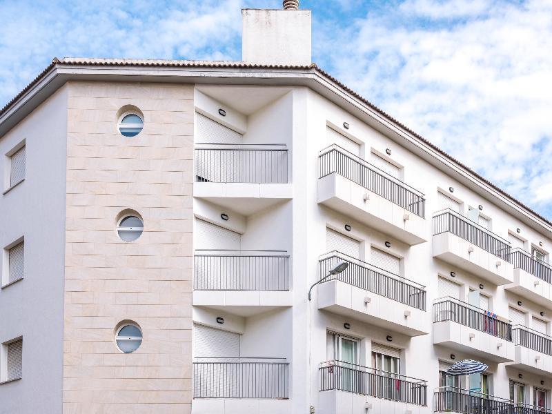 Sorrabona - Apartement Außenaufnahme