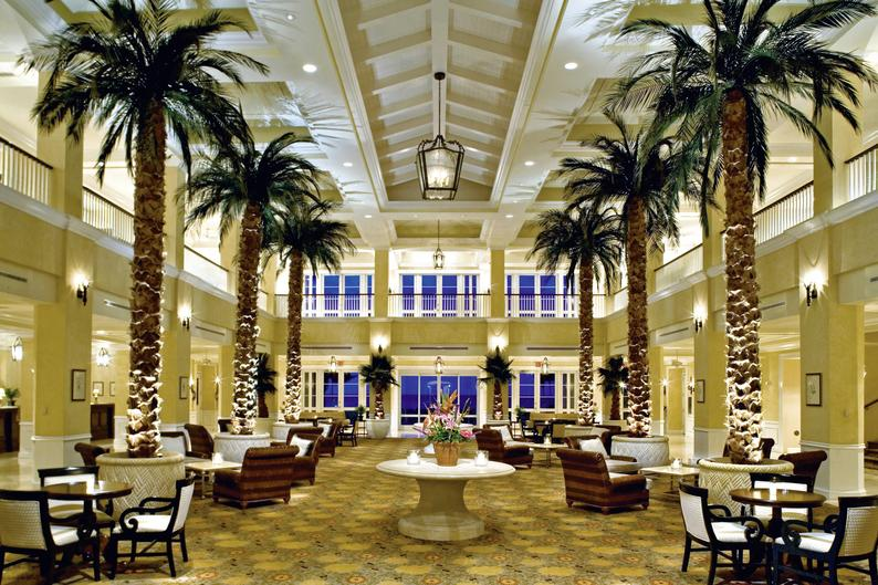 Grand Lucayan Lounge/Empfang
