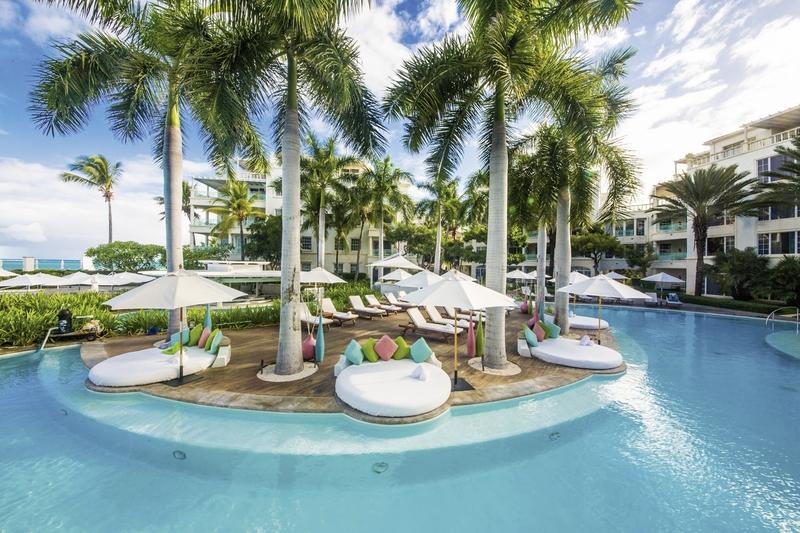 The Palms Turks & Caicos Pool