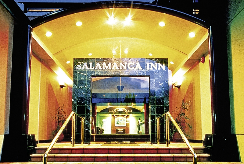 Salamanca Inn All Suite Hotel Lounge/Empfang