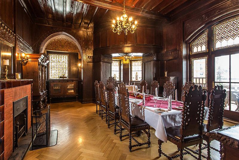 Schloss Paulinum Restaurant