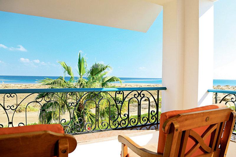 Lahami Bay Beach Resort Terrasse