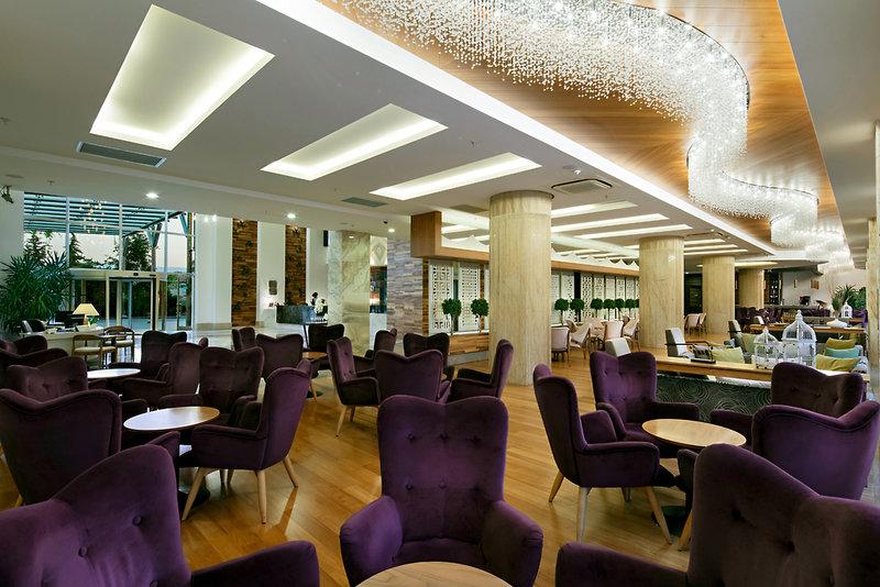 Trendy Verbena Beach Lounge/Empfang