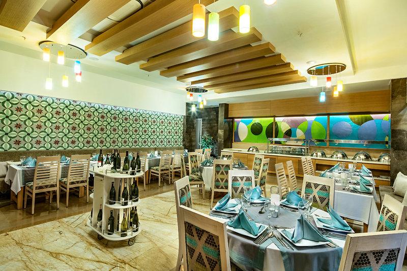 Trendy Verbena Beach Restaurant