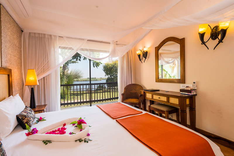 aha Chobe Marina Lodge Wohnbeispiel