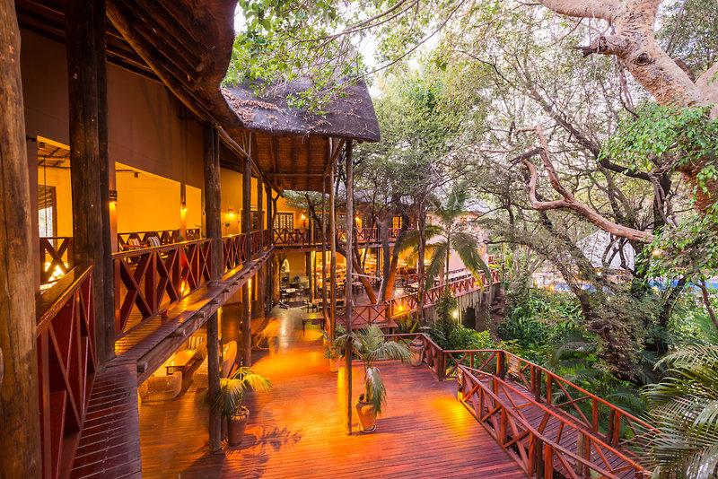 aha Chobe Marina Lodge Sport und Freizeit
