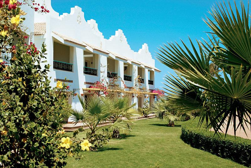 Lahami Bay Beach Resort Garten