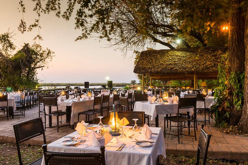 aha Chobe Marina Lodge Restaurant