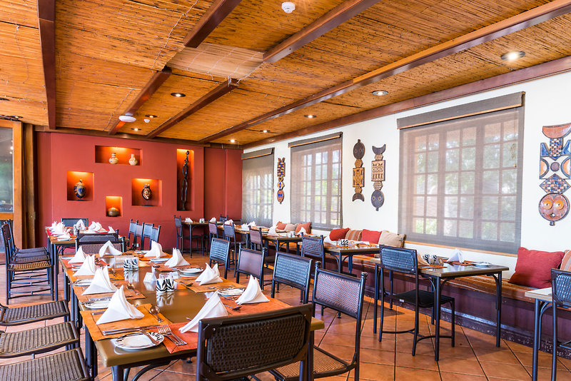 aha Chobe Marina Lodge Konferenzraum
