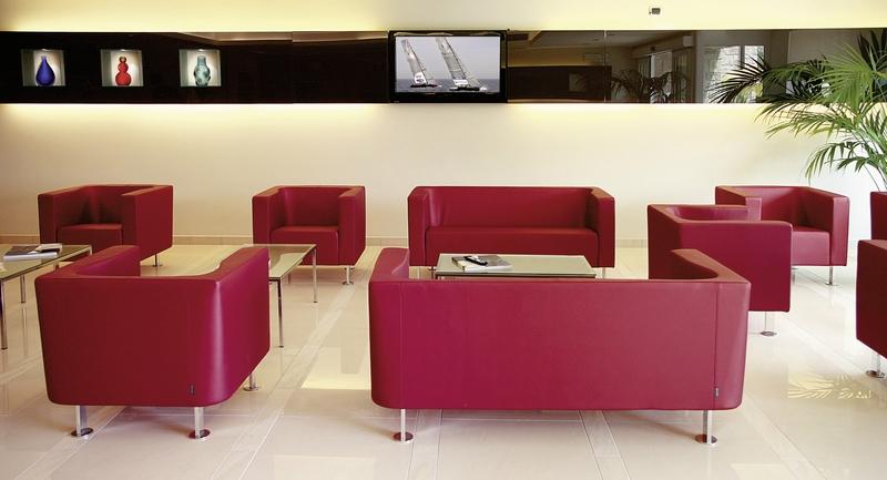 Casa Barca Lounge/Empfang