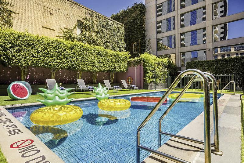 Holiday Inn on Flinders Terrasse
