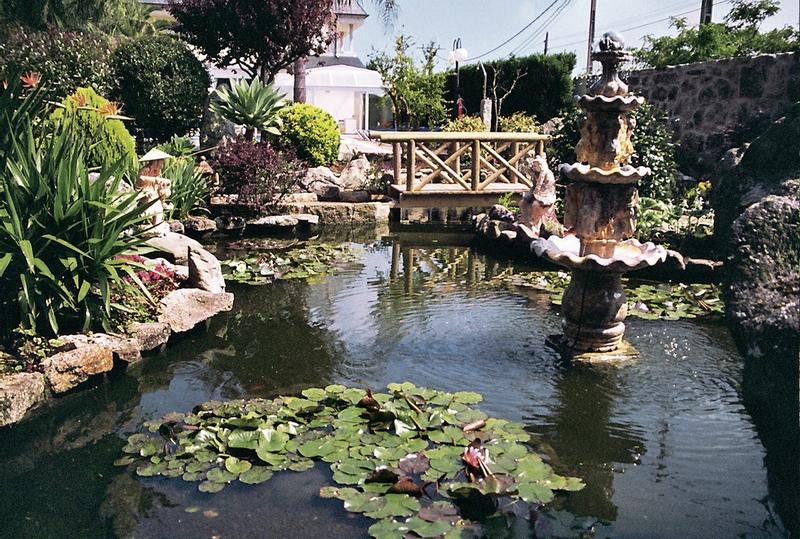 Bosque Mar Garten