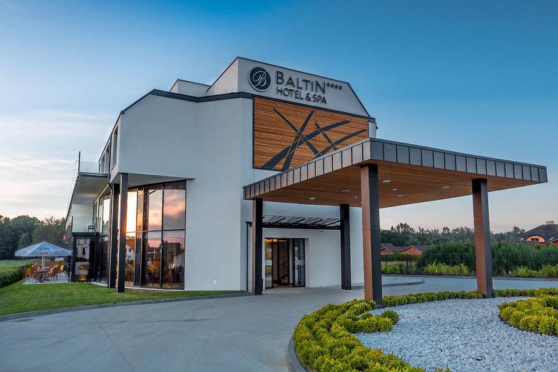 Baltin Hotel & Spa Außenaufnahme