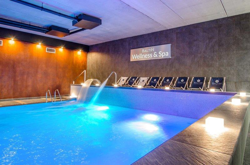 Baltin Hotel & Spa Pool