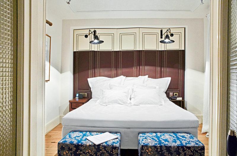 Hotel Cort Wohnbeispiel
