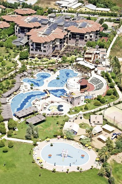 Club Calimera Serra Palace Außenaufnahme
