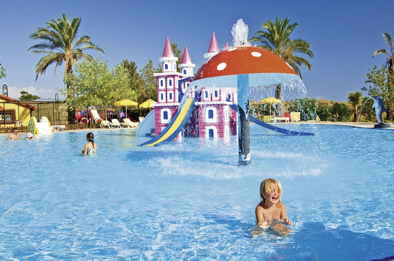 Club Calimera Serra Palace Pool