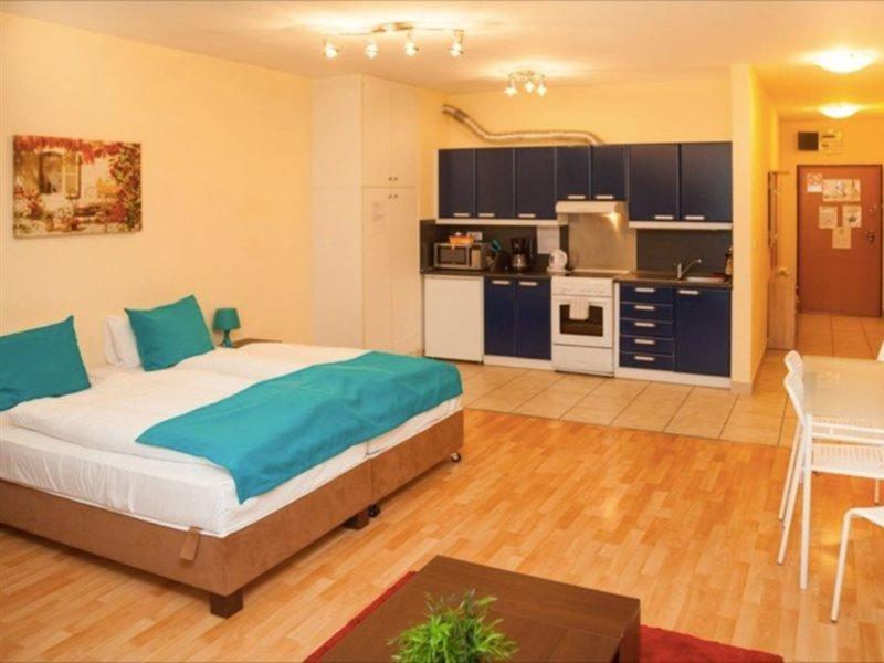 Nova Apartments Lounge/Empfang