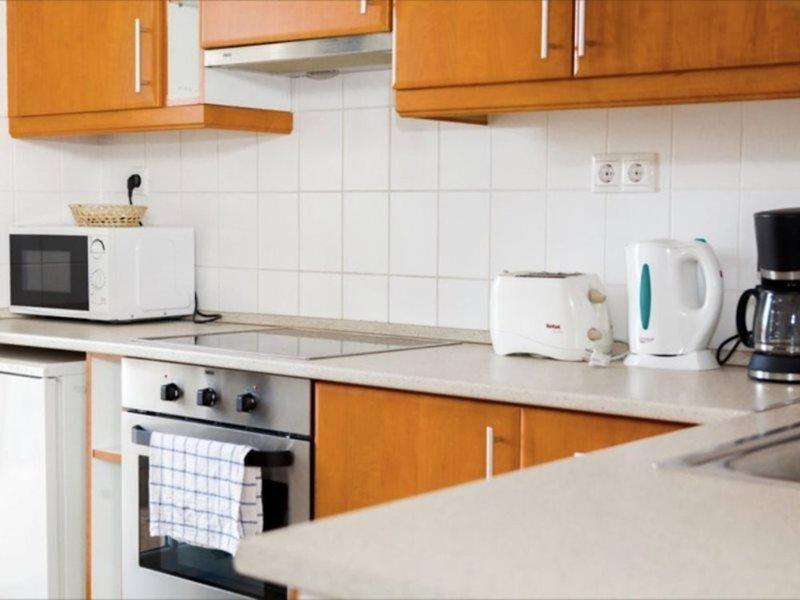 Nova Apartments Badezimmer