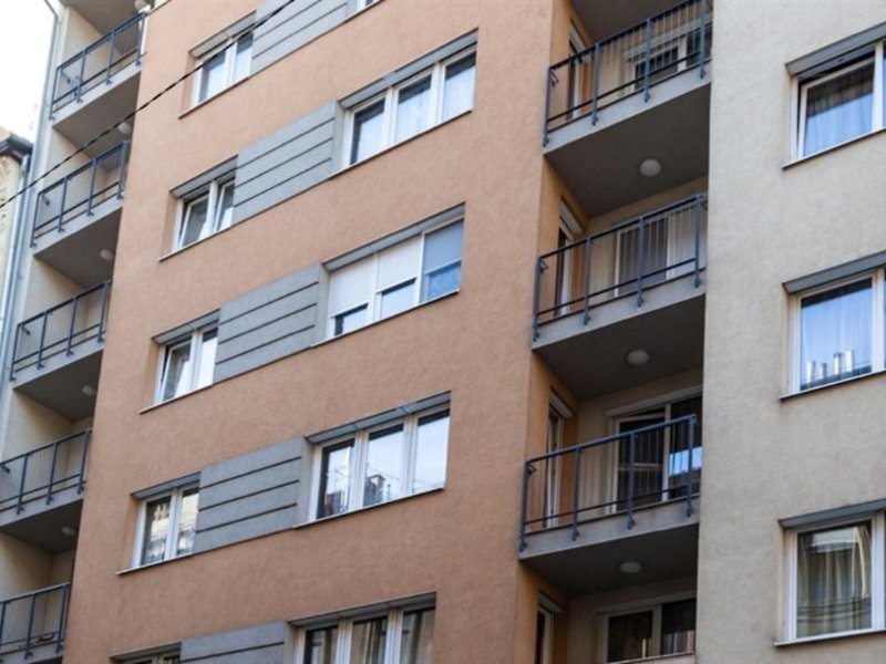 Nova Apartments Außenaufnahme