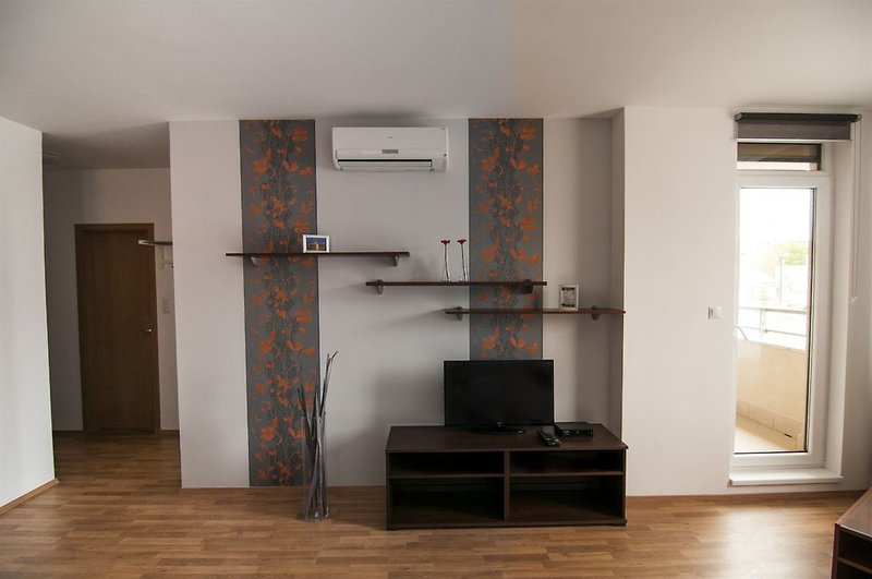 Corvin Center Suites Lounge/Empfang