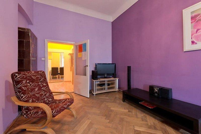 Hostel 70s & Queen Apartments Wellness