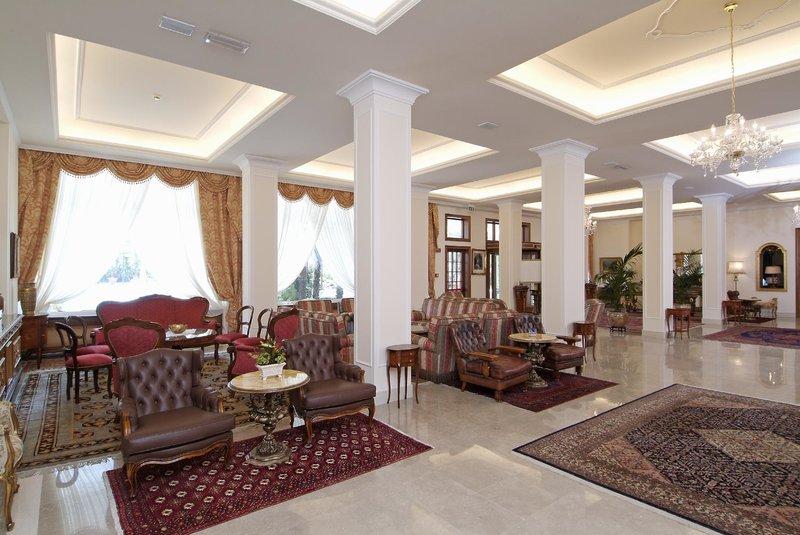 La Residence & Idrokinesis Terme Lounge/Empfang